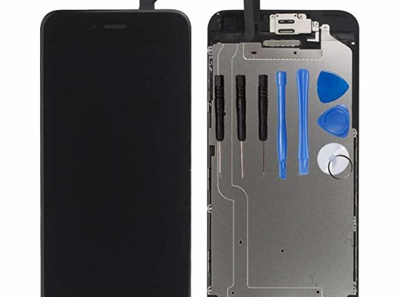 How to Repair or Replace Broken Apple iPhone LCD Screen