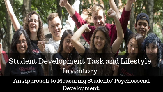 Student development task and lifestyle inventory