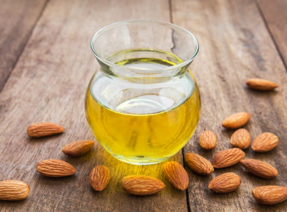 Almond Oil Can Be Good for Health